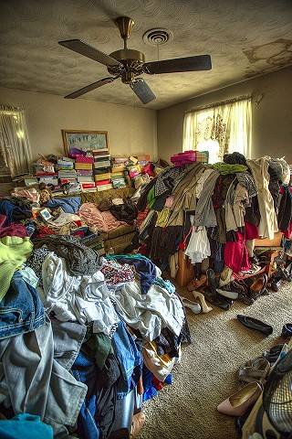 hoarder clean up services